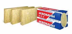 Базальтовый утеплитель Изомин П-451200х600х50мм
