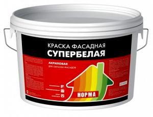 Краска ВД-АК фасадная