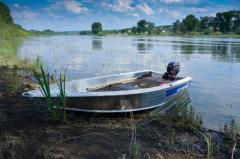 Анонс: Чем покрасить лодку: краски для алюминиевых лодок