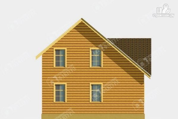 Фото 6: проект дом из бруса 6х8