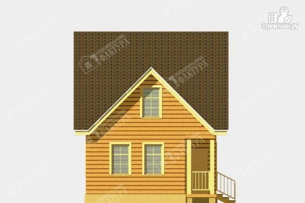 Фото 7: проект дом из бруса 6х8