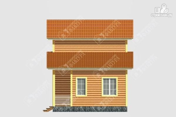 Фото 5: проект дом из бруса 6х10