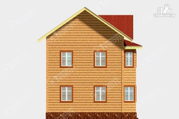 Фото 7: проект дом 7х9 из бруса