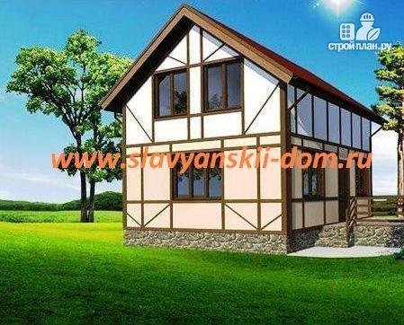 Спецпредложение, дом 120 квм - SVGroup - строительная