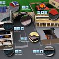 Фото 1: Напольные защитные покрытия