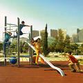 Фото 4: Детские площадки из резиновой крошки Kraiburg Euroflex