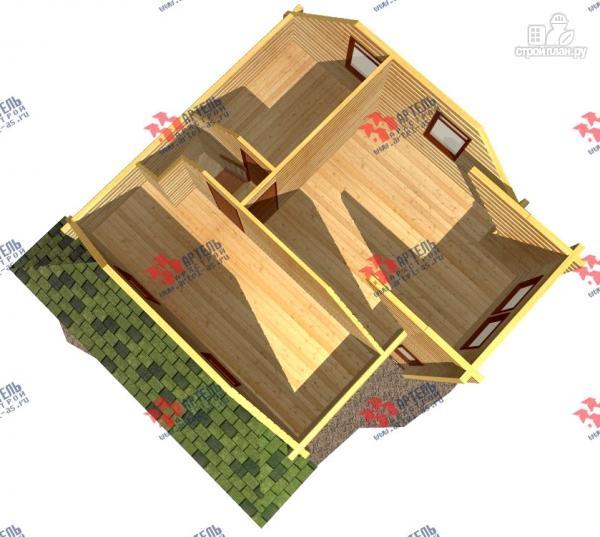 Фото 7: проект дом из бруса