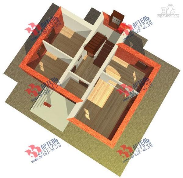 Фото 6: проект дом из газосиликатных блоков