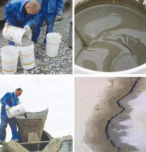 Пенетрон Адмикс, гидроизоляция, добавка в бетон