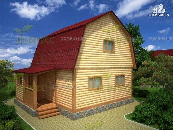 Комплексный ремонт дач, коттеджей, домов