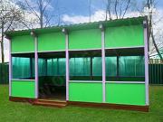 Проект павильон 3.6х6м