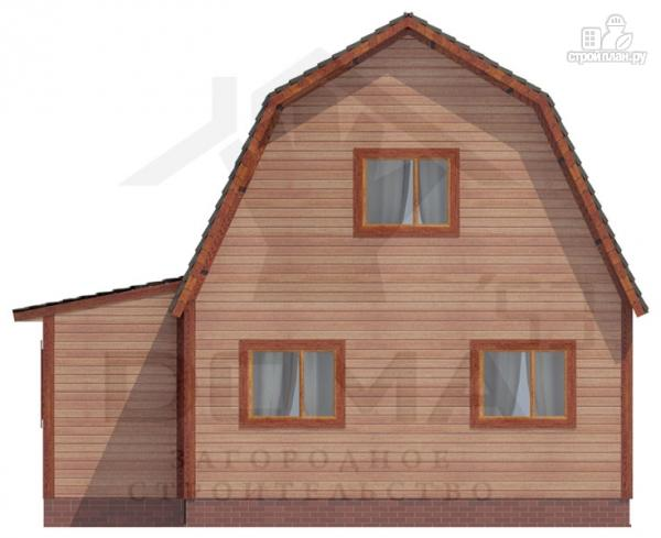Фото 4: проект дом с четыремя спальнями