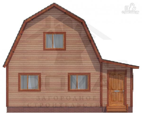 Фото 2: проект дом с четыремя спальнями