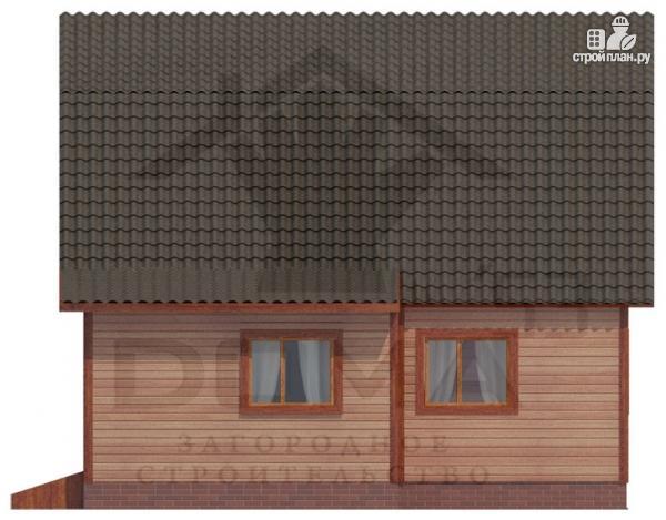 Фото 3: проект дом с четыремя спальнями