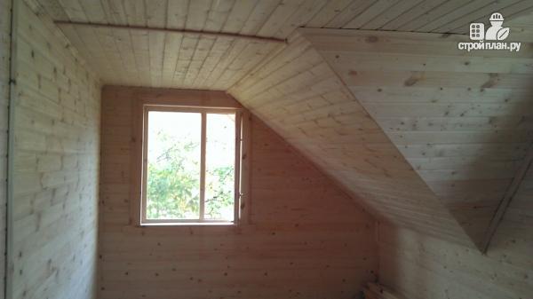 Фото 16: проект деревянный дом со столовой в эркере