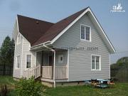 Проект дом из бруса 8х8