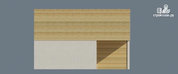 Фото 6: проект миниотель с террасой м балконом