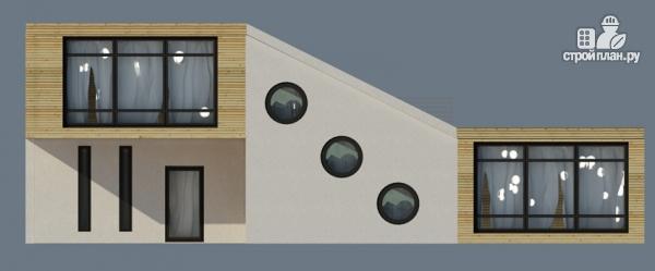 Фото 7: проект миниотель с террасой м балконом