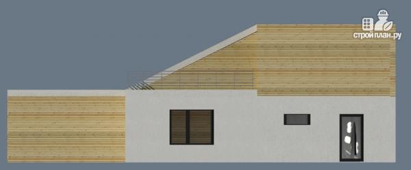 Фото 4: проект миниотель с террасой м балконом