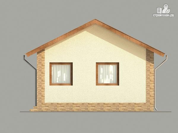 Фото 4: проект одноэтажный коттедж 6х10