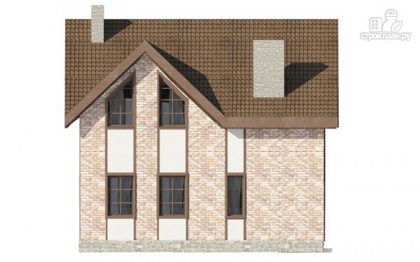 Фото 4: проект дом 9х9 с мансардой