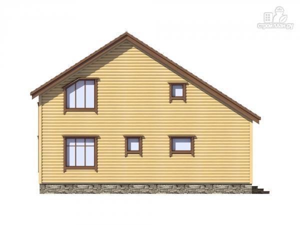 Фото 6 проект каркасный дом с террасой