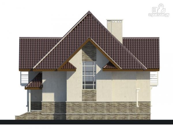 Фото 8: проект дом с тремя балконами