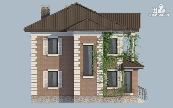 Фото 7: проект двухэтажный дом с гаражом