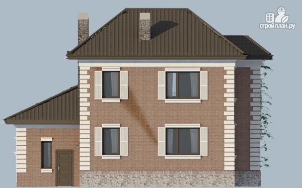 Фото 5: проект двухэтажный дом с гаражом