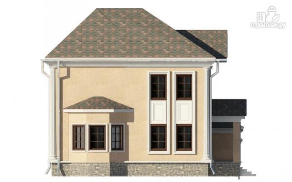 Фото 6: проект двухэтажный дом с гаражом