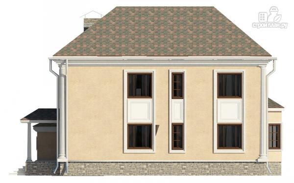 Фото 9: проект двухэтажный дом с гаражом