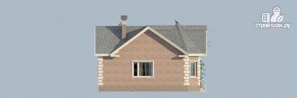 Фото 6: проект одноэтажный спаренный дом