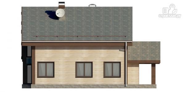 Фото 5: проект дом на семь спален с террасой