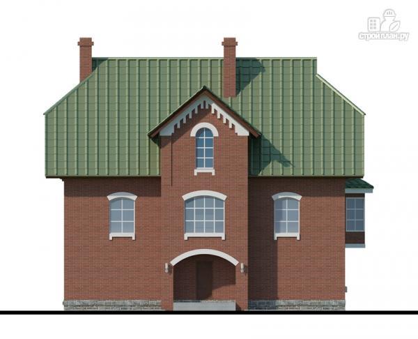 Фото 8: проект трехэтажный дом с сауной