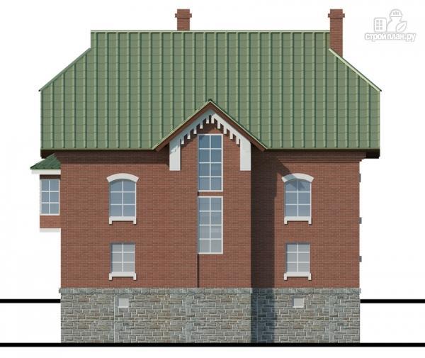 Фото 6: проект трехэтажный дом с сауной