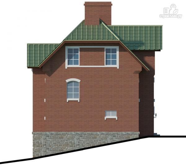 Фото 7: проект трехэтажный дом с сауной