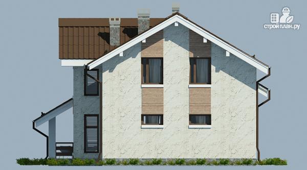 Фото 6: проект дом со вторым светом