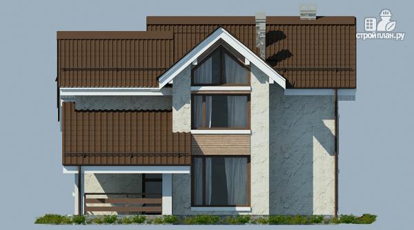 Фото 4: проект дом со вторым светом