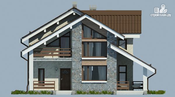 Фото 5: проект дом со вторым светом