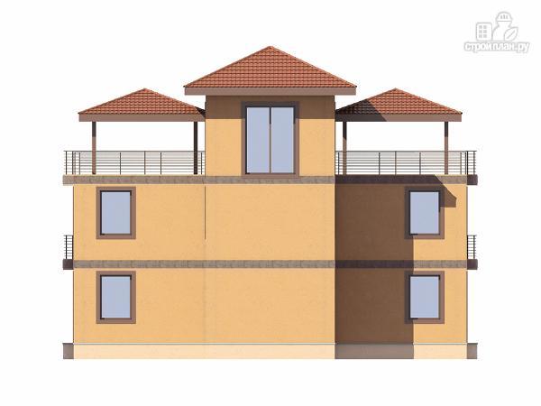 Фото 7: проект дом с террасами для Крыма