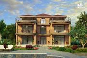Проект дом с террасами для Крыма