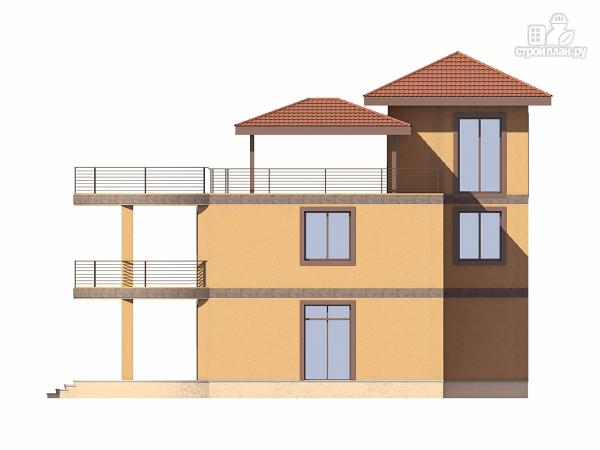 Фото 6: проект дом с террасами для Крыма