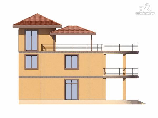 Фото 8: проект дом с террасами для Крыма