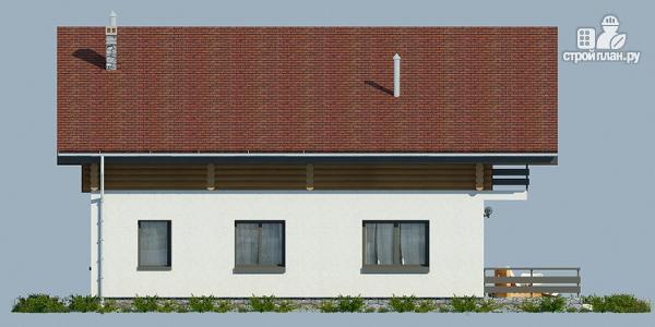 Фото 7: проект загородный дом - ШАЛЕ