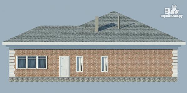 Фото 4: проект одноэтажный гостевой домик