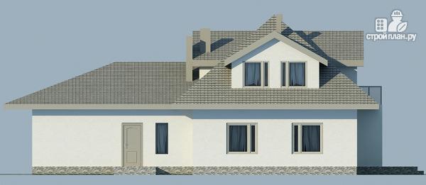 Фото 5: проект дом с камином