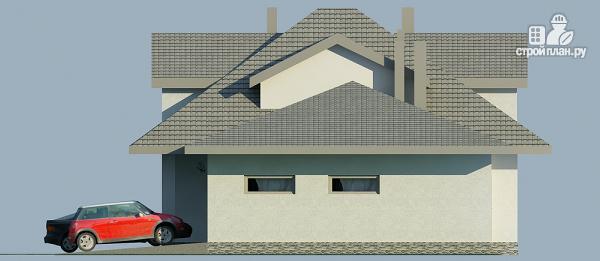 Фото 6: проект дом с камином