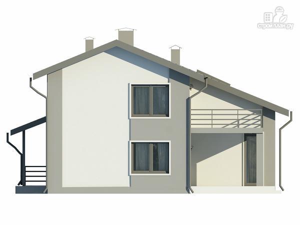 Фото 7: проект загородный дом с мансардой