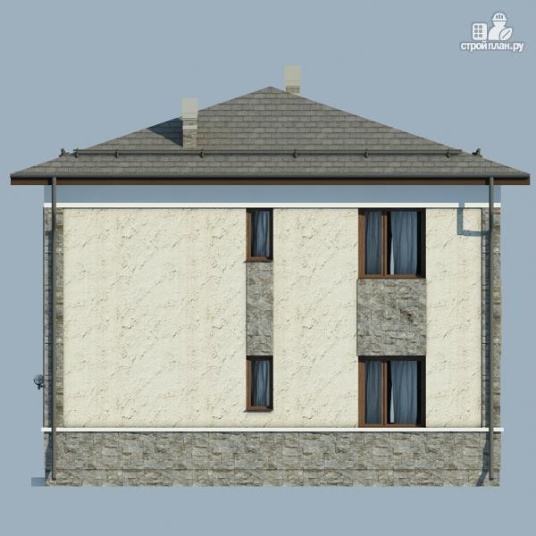 Фото 7: проект компактный загородный дом
