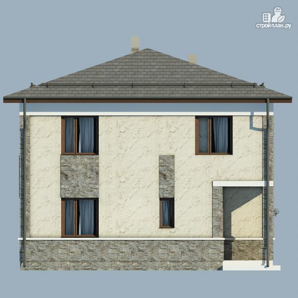 Фото 5: проект компактный загородный дом